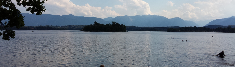 Inseln im Alltag - Staffelsee